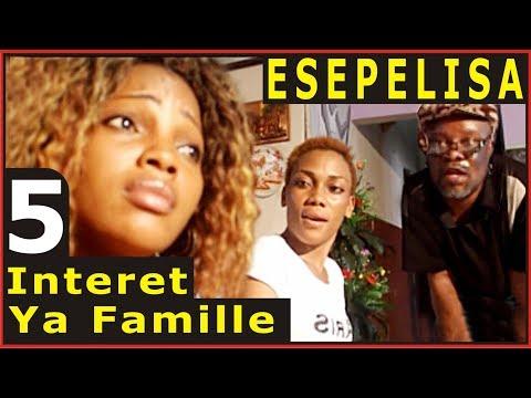 INTERET YA FAMILLE VOL 5 (FIN) Esepelisa Theatre Congolais Vinny, Lava, Elko, Vue de Loin, Sundiata
