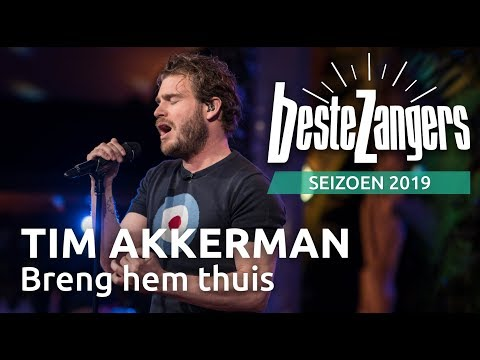 Tim Akkerman - Breng hem thuis | Beste Zangers 2019