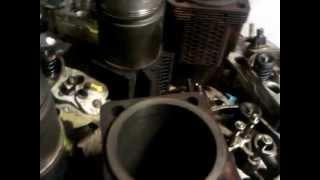 Deutz Kramer engine top end rebuild part 1