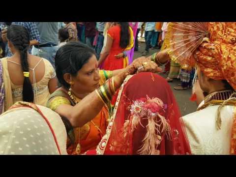 Umesh padvi marrage dance nandurbar