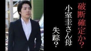 小室圭さん衝撃の外務省公電 消えた母は「探す必要なし」 thumbnail