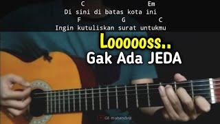 Kunci Gitar DISINI DI BATAS KOTA INI - Tommy J pisa | By Ge Mahendra