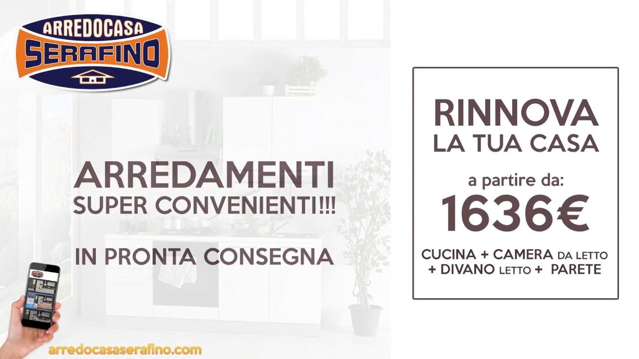 Arredo Casa Serafino - Arredamento completo € 1636! - YouTube