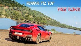 Forza Horizon 3 Ferrari F12tdf Gameplay HD 1080p