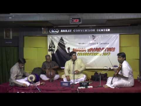 Mahasivarathri Akandam 2017- Tiruvarur Girish