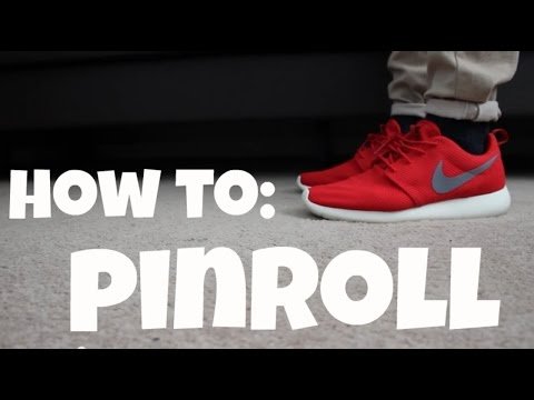 Tutorial: How To Pinroll Pants/Jeans