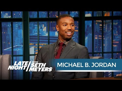 Michael B. Jordan Looks Back on Starring in Friday Night Lights and The Wire