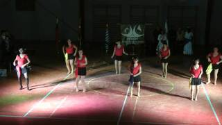 Venezuelan folk dance: Tambor Urbano