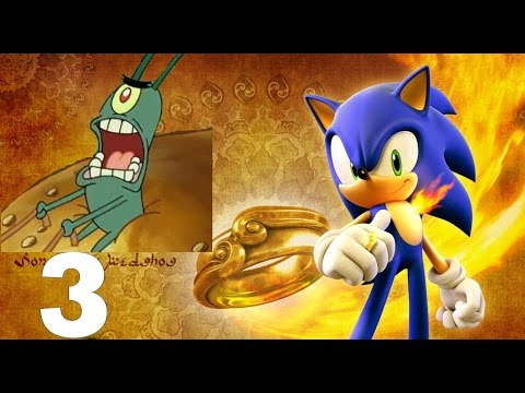 Sonic And The Secret Rings: Mini Turbo! - Part 3