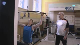 видео Программа тренировок на массу для начинающих