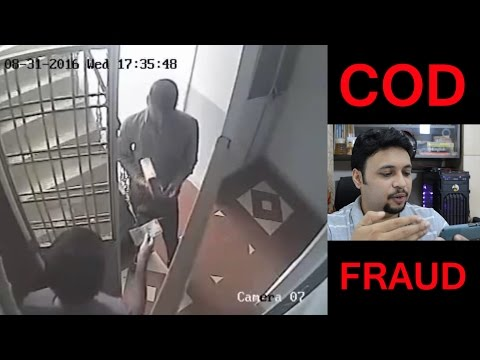 Cash On Delivery Fraud EXPOSED !
