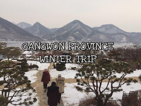 Gangwon-Do Winter Trip