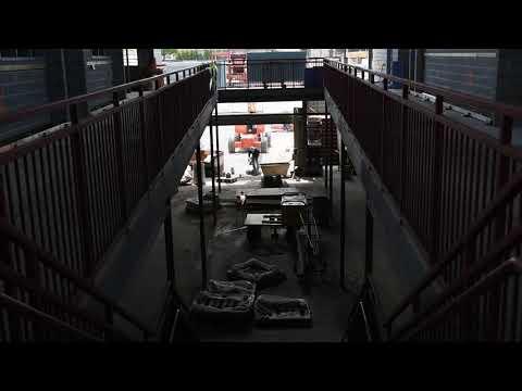 Manheim Township Middle School, May 2020 Progress Video