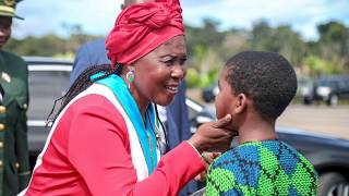First Lady of Equatorial Guinea - Constancia Mangue Nsue Okomo - Exclusive Interview