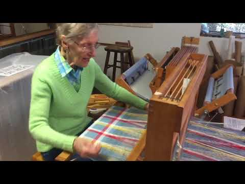 The art of weaving with Ulrike Beck