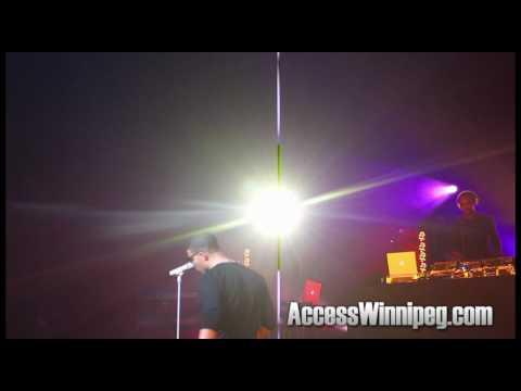 Drake - 9am In Dallas (Live in Winnipeg) - AccessWinnipeg.com
