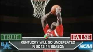 news:College basketball Top 25: Sporting News' rankings for 2013-14 season