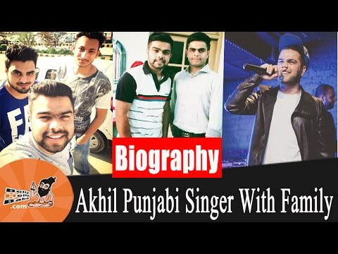 Akhil | With Family | Biography | Mother | Father | Akhil Singer | Akhil Punjabi Singer | New Songs