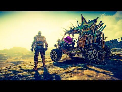 Rockstar energy   Mad Max