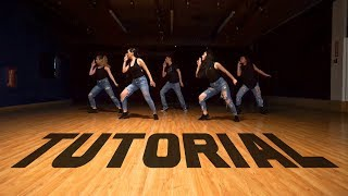 Stefflon Don - 16 Shots  (Dance Tutorial) | Choreography | MihranTV