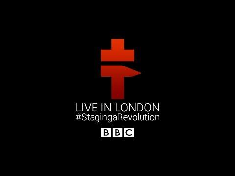 BRUTTO - Staging a Revolution [BBC. Live in London | 18.10.2015]