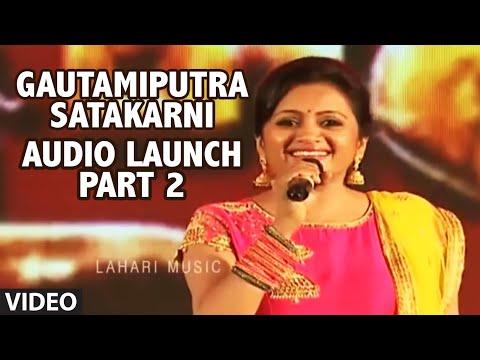 Gautamiputra Satakarni Audio Launch Part 2 | Balakrishna | Krish | Lahari Music | T-Series
