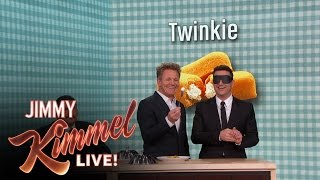 Download Gordon Ramsay Gives Jimmy Kimmel a Blind Taste Test Mp3 and Videos