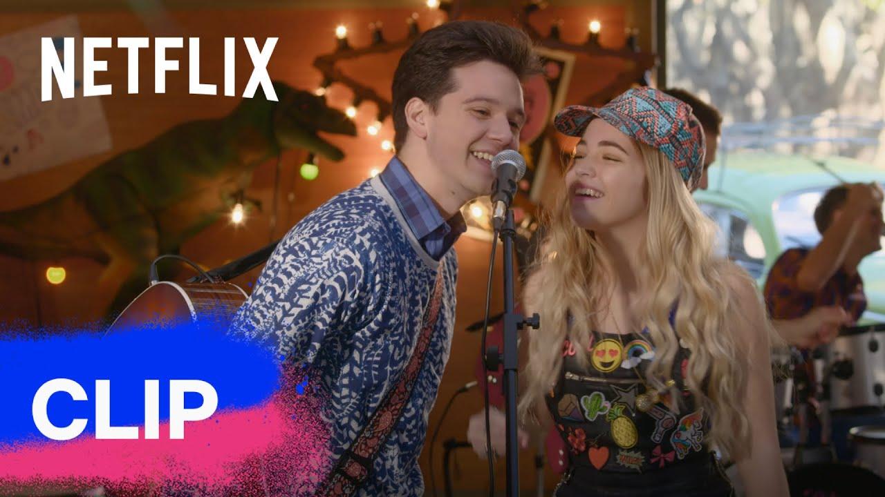 La musica è la mia vita 🎤🎶 GO! Vivi a modo tuo   Netflix Futures
