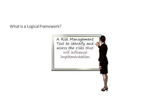 Project Management for Development Professionals - Logframes