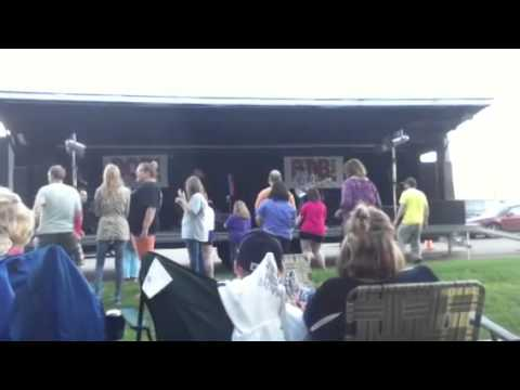 TwoIs Enough - Music in The Park - Big Lake, Mn