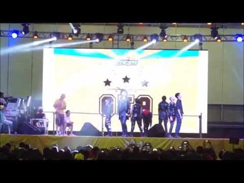 "INFINITE ""Last Romeo"" (인피니트) ~ Dance Cover by GTA [Anima Recife 2015]"