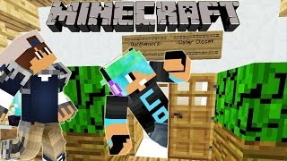 Minecraft / Hide and Seek / Only 1 Second Left! / Gamer Chad Plays