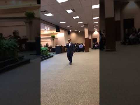 Pastor John Hannah In Memphis Tennessee Feb 3.2017