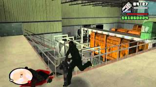 Jogos jk Zerando Gta San Andreas Misão 70 gta Progeto negro
