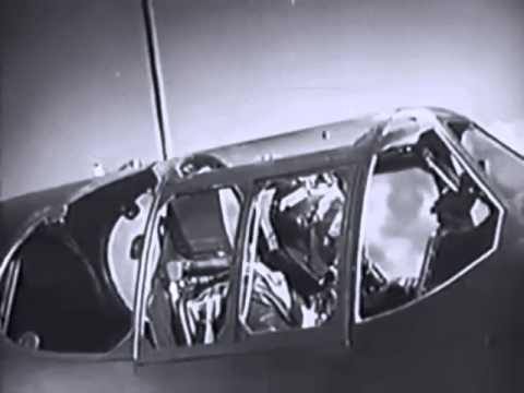 P 51B FLIGHT CHARACTERISTICS