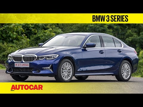 2019 Bmw 320d The All New 3 Series First India Drive Review Autocar India Youtube