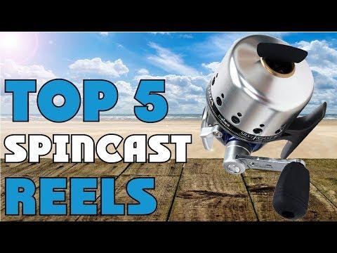 Best Spincast Reels Of 2019 | Spincast Reels Buying Guide