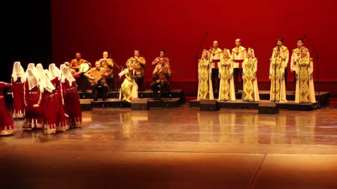 Թ. Ալթունյանի անվան երգի-պարի պետական անսամբլը շարունակում է իր ազգանվեր առաքելությունը