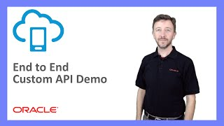 MCS: 39. End to End Custom API Demo