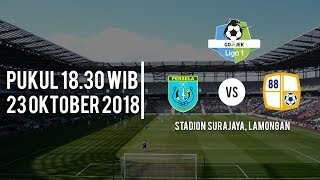 Download Video Jadwal Pertandingan Persela Lamongan Vs Barito Putera, Selasa (23/10/2018) pukul 18.30 WIB MP3 3GP MP4