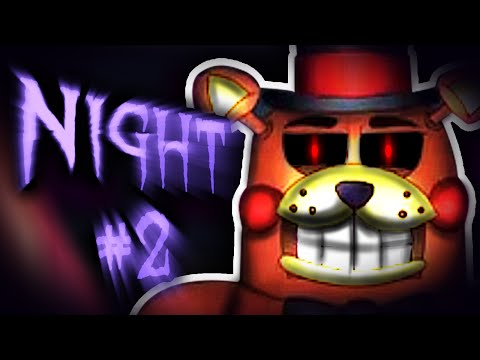 INSANELY AGGRESSIVE! || Five Nights At Pokémon: Night 2