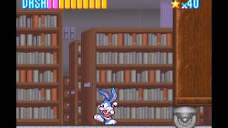 Tiny Toon Adventures - Buster Busts Loose! - Vizzed.com GamePlay - User video