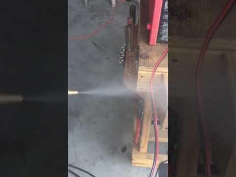 snap on evap smoke machine