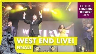 West End LIVE 2017: Finale