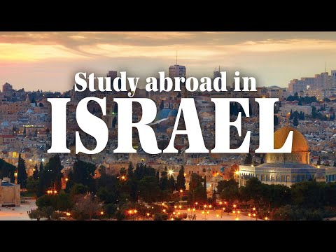 Study Abroad In Israel!