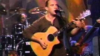 DMB - Where Are You Going - Tonight Show 5-14-2002