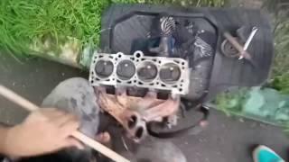 видео Ремонт Ауди 80 : Проверка системы охлаждения на герметичность Audi 80