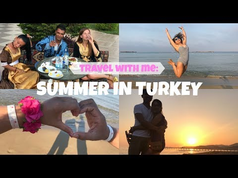 Travel With Me: SUMMER IN TURKEY | Travel Vlog Part3