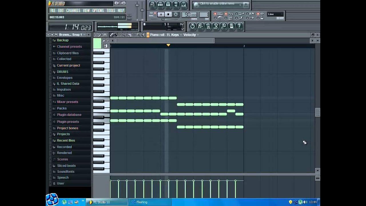 Comment faire une petit instru rap youtube - Comment faire une saumure ...