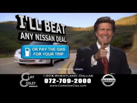 Clay Cooley Nissan On Wheatland >> Clay Cooley Nissan Tent Sale Youtube